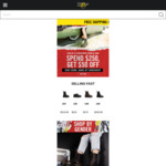 Dr. Martens Australia | $50 off $250+ Spend | Free Shipping for Orders $150+