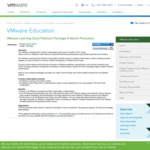 VMware Learning Zone Premium Subscription - 6 Month Free Access