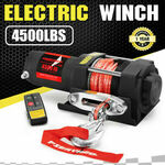 FIERYRED Wireless 4500LBS/2041kg 12V Electric Winch Synthetic Rope Boat ATV 4WD $144.46 Delivered @ Sunyee-Au eBay