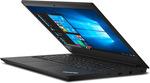 Lenovo ThinkPad E495, FHD AMD Ryzen 5 3500U, 8GB/256GB $799.50 @ Lenovo