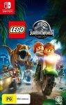 [Switch] LEGO Jurassic World $35 + Delivery ($0 with Prime / $39 Spend) @ Amazon AU