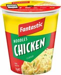 Fantastic Cup Noodle Chicken or Beef 70g $0.80 ($0.72 S&S) + Delivery (Free with Prime/ $39 Spend) @ Amazon AU