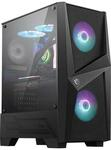 Gaming PCs with No GPU: R5-3600: $699 / R7-3700X: $899 + Delivery @ TechFast