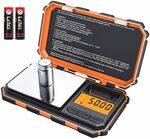 Digital Mini Scale, 200g /0.01g Pocket Scale $20.79 + Delivery ($0 with Prime/ $39 Spend) @ AMIR&ORIA Direct via Amazon AU
