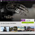 [PC] DRM-free - Talos Principle Gold Edition $7.89 (was $78.99)/Firewatch $4.99 (was $19.99)/LiS: Before the Storm $4.50 - GOG
