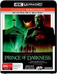 [Prime] Prince of Darkness (John Carpenter's) (Classics Remastered) (4K Ultra HD + Blu-Ray) $6.75 Delivered @ Amazon Australia