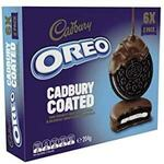 Cadbury Chocolate Covered Oreo Cookies 204g, 4 Boxes $7.60 ($1.90ea) + Delivery ($0 with Prime/ $39+) @ Amazon AU / Woolworths