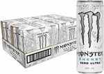 Monster Ultra Zero 24x 250ml $32.49 ($29.24 with S&S) + Delivery ($0 with Prime/ $39 Spend) @ Amazon AU
