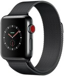 Apple Watch Series 3 Black Cellular 38mm $247 (OOS), 42mm $347 @ David Jones