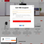 50% off Blurams Smart Security Camera Home Pro $31.99/Dome Pro $47.97/Snowman Pan Tilt $42.97 + Delivery @ Latest Living