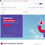 Virgin Australia VA MEL-SYD $79 - Labour Day Weekend 2021 VIC + Other Dates