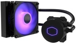 Cooler Master MasterLiquid Lite ML120L V2 RGB CPU Cooler $59 Delivered @ CentreCom