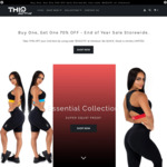 Buy One, Get One 70% OFF Women's Workout Gear and Activewear + Free Express  Shipping over $70 @ThiqActive