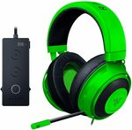 Razer Kraken Tournament Edition Gaming Headset Green $62 Delivered @ Amazon AU