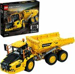 LEGO Technic 6x6 Volvo Articulated Hauler 42114 Building Kit $260 (Was $379.99) Delivered @ Amazon AU