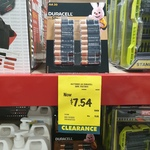 [QLD] Duracell 30 Pack AA Batteries $7.54 @ Bunnings Underwood