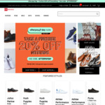 Further 20% off Everything + Free Shipping with $79 Spend @ Shoe Warehouse Online