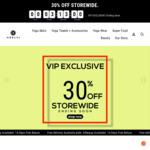 30% off Storewide: Yoga Mat $49, Mat Carry Strap $17, Yoga Block $17 + Free Shipping @ Nibbana