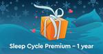 [Android, iOS] US$10 off Yearly Premium Membership @ Sleep Cycle