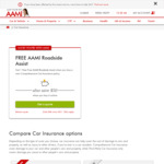 Free 1 Year Roadside Assist with AAMI Comprehensive Car Insurance (New Customers Only) @ AAMI