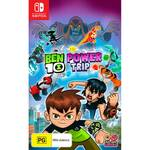 [Switch] Ben 10: Power Trip $29 (was $69.95)/Two Point Hospital $29 (was $49.95) + Delivery ($0 C&C) - EB Games