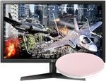 "LG UltraGear 24"" 1ms 144Hz Full HD Gaming Monitor $199 + Bonus ASUS 15W Charging Pad + Delivery ($0 Pickup Auburn NSW) @ PC Byte"