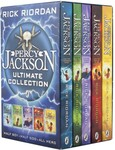 Percy Jackson Ultimate Collection Paperback Book Set $24.00 @ Big W