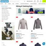 50% off Adult Fleece Jackets from $14.50 + Delivery ($0 C&C) @ Decathlon AU