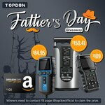 Win an Amazon Gift Card & Portable Power Station Worth $1800 from TOPDON