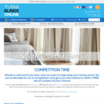 Win a Set of Curtains (Worth up to $331) from Blinds Online