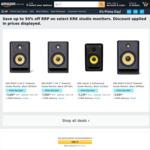 "[Prime] KRK ROKIT 8 G4 8"" Powered Studio Monitor, Black (RP8G4) - $249 Delivered @ Amazon AU"