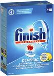 Finish Classic Dishwashing Tablet 110 Pack - $12.99 (Free Click & Collect) @ Chemist Warehouse