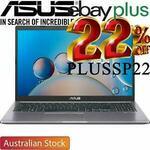 "ASUS D515 15.6"" Laptop AMD Ryzen 7 5700U, 16GB RAM, 512GB SSD $1007.20 ($982.02 eBay Plus) Delivered @ Shopping Express eBay"