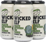 """Wicked Elf """"Death Between The Tanks"""" Double IPA Case of 16 Cans $54.99 + Shipping (Free to ACT) @ Farrahs Liquor Collective"""