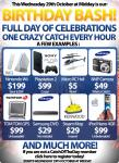 $199 Nintendo Wii This Wednesday 29th of October - Catch of The Day