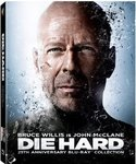 Die Hard: 25th Anniversary Collection (Die Hard 1-4)  Blu-Ray USD $25+ $5.98 Shipping to Aus