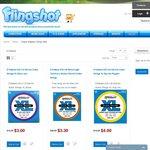 $3 D'Addario Guitar Strings $4 Ernie Ball Guitar Strings  - Flingshot Super Slippery String Sale