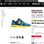 DC Shoes - Men's Unilite Trainer Shoes ($41.98 with Free Shipping)