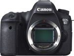 Canon 6D Body Only $1549 after Cash back (Georges - AU Stock)