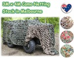 [XHUNTER] Camo Net 3m x 4m New Coming $10 off - $54.50 +$12 Postage in MEL (RRP $64.50)