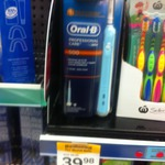 ORAL-B PC500 $39.98 Was $99.95. Woolworths Keysborough. (VIC)