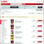 50% off: Weis Sorbet or Frozen Yoghurt 1L $3.99 + More @ Coles