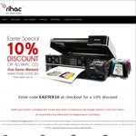 10% OFF All Rihac CISS Products - Easter Only Deal Recieve a 10% Discount on All Inking Systems