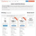 Dasheroo - Free Grande Plan for 20 years - Business Analytics Dashboard