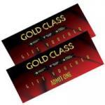 FREE BONUS $10 Bar Voucher with Gold Class Adult Double Pass