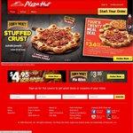 Blazing Bird Pizza $6.95 (Normally $11.95) @ Pizza Hut (Pickup)
