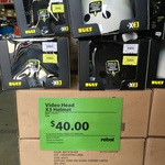BULT Video Head X3 Helmet - $40 - Rebel Sport, Auburn NSW