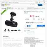 G1W-CB 1080p Dashcam - $49 Shipped - eBay Group Deal - 600 Units Available