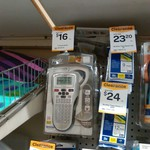 Brother P-Touch 1010 Label Printer $16 at Woolworths