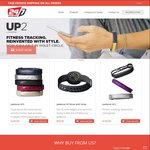 15% off for Jawbone UP2/UP3/UP Move @ 24/7 Wearables